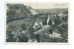 Aywaille Panorama Vers Eglise Dieupart - Aywaille