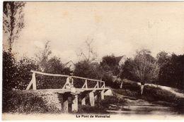 Choue Pont De Monvallet - Unclassified