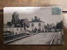 45 - CPA Animée DONNERY (Loiret) -  Vue Prise Du Pont Du Canal (E. Versin, 282) - Otros Municipios