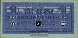 German Empire Rosenbg: 501a Uncirculated 1942 1 Reich Pfennig Army - [ 4] 1933-1945 : Terzo  Reich