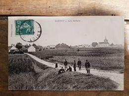 45 - CPA Animée, Belle Animation DARVOY (Loiret) -  LES BAFFAITS (Taffateau à Jargeau) - Autres Communes