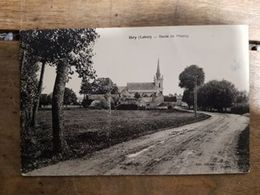 45 - CPA DRY (Loiret) -  Route De Meung - Otros Municipios