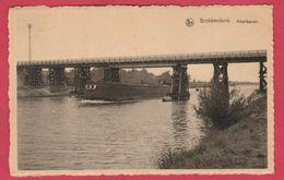 Grobbendonk - Albertkanaal ... Binnenschip -1948 ( Verso Zien ) - Grobbendonk