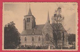 St-Pieters-Leeuw - Kerk ...  Begraafplaats ( Verso Zien ) - Sint-Pieters-Leeuw