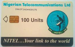 100 Units Nigerian Telecommunications Ltd 1NAIF - Nigeria