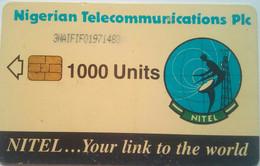 1000 Units Nigerian Telecommunications PLC 3NAIF - Nigeria