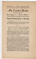 Ar C'Horn-Boud. N° 2. Miz C'houevrer 1926. - Livres, BD, Revues