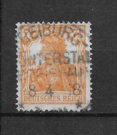 LOTE 1620  /// ALEMANIA IMPERIO YVERT Nº: 98  CON FECHADOR DE HEIBURG - Alemania