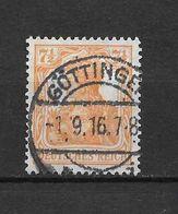 LOTE 1620  /// ALEMANIA IMPERIO YVERT Nº: 98  CON FECHADOR DE GÖTTINGEN - Alemania
