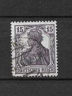LOTE 1620  /// ALEMANIA IMPERIO YVERT Nº: 100   CATALOG/COTE: 3,25€ - Alemania