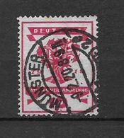 LOTE 1620  /// ALEMANIA IMPERIO YVERT Nº: 106   CON FECHADOR DE MUNSTER - Alemania