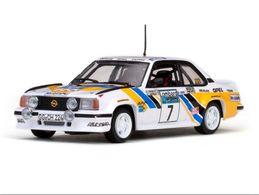 Opel Ascona 400 - A. Kulläng/B. Berglund - RAC Rally 1980 #7 - Vitesse - Vitesse