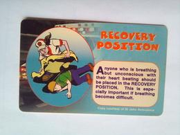 Recovery Position - Südafrika