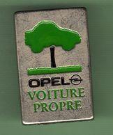 OPEL *** VOITURE PROPRE *** A015 - Opel
