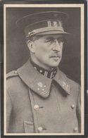 Souvenir Mortuaire De Sa Majesté Le Roi Albert, Né à Bruxelles En 1875 Et Décédé à Marche-les-Dames En 1934 - Décès