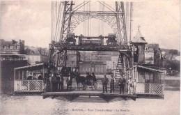 76  -  ROUEN  - Pont Transbordeur - La Nacelle - Rouen