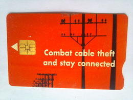Cable Theft - Südafrika
