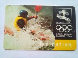 Olympic Kayak - South Africa