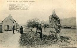 MENHIR(PORT MORT) - Dolmen & Menhirs