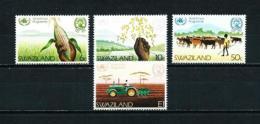 Swaziland  Nº Yvert  433/6  En Nuevo - Swaziland (1968-...)