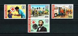Swaziland  Nº Yvert  408/11  En Nuevo - Swaziland (1968-...)