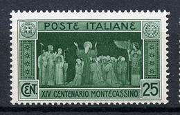 1929 -  Italia - REGNO - Unif. . N.  263 - NH -  (B0111082015a - 7..) - 1900-44 Victor Emmanuel III