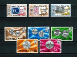 Swaziland  Nº Yvert  319/21-322/6  En Nuevo - Swaziland (1968-...)