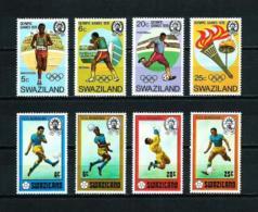 Swaziland  Nº Yvert  254/7-258/61  En Nuevo - Swaziland (1968-...)