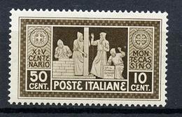 1929 -  Italia - REGNO - Unif. . N.  264 - NH -  (B0111082015a - 7..) - 1900-44 Victor Emmanuel III