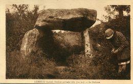 DOLMEN(LURIECQ) - Dolmen & Menhirs