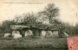 DOLMEN(LE BERNARD) AVRILLE - Dolmen & Menhirs