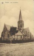 Houtave    Kerk,  Zuid-Westkant - Zuienkerke