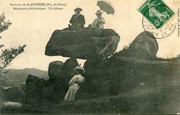 DOLMEN(SAINT ANTHEME) - Dolmen & Menhirs