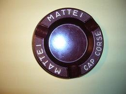 MATTEI  Cap Corse - Ashtrays