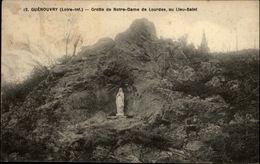 44 - GUENOUVRY - Grotte ND De Lourdes - France