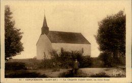 44 - GUENOUVRY - Chapelle Sainte Anne - France