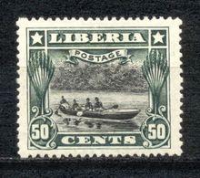 Liberia 1909 - Michel Nr. 114 C * - Liberia