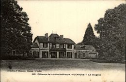 44 - GUENROUET - Chateau  - Le Gougoux - Guenrouet