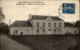 44 - GUENROUET - Chateau De Couëly - Guenrouet