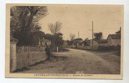 32 - CASTERA-LECTOUROIS - Avenue De Lectoure - Correspondance De Castera Lectourois - - France