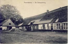 Tessenderloo Tessenderlo De Schutpenning (Hulst) 1909 Zeldzaam! - Tessenderlo