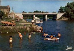 44 - GUENROUET - Canal De Nantes à Brest - Guenrouet