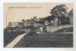 32 - CASTERA-LECTOUROIS - Panorama De La Ville - - France