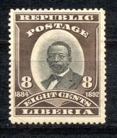 Liberia 1892 - Michel Nr. 30 * - Liberia