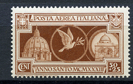 1933 -  Italia - REGNO  - Unif. . N.  A54 - NH -  (B0111082015a - 7..) - 1900-44 Victor Emmanuel III