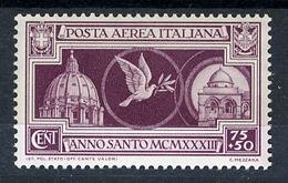 1933 -  Italia - REGNO  - Unif. . N.  A55 - LH -  (B0111082015a - 7..) - 1900-44 Victor Emmanuel III