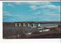 Etats Unis Wis - La Crosse -  U. S. Government Dam And Locks NO.7   -  Achat Immédiat - Etats-Unis