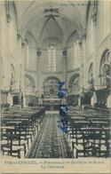 Schilde 's Gravenwezel. Pensionnat Du Saint Coeur De Marie. La Chapelle  (  1910 Met Zegel ) - Schilde