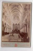 Cabinet Photo Intérieur Cathédrale Laon , Dollé Laon ( Aisne ) - Photos