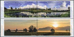 Liechtenstein 2016, Mi. 1814-17 ZD ** - Liechtenstein